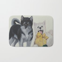 Umbra and Pryna Bath Mat