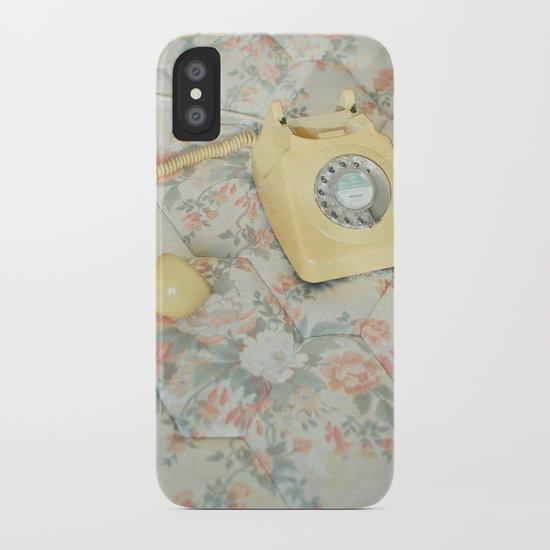 My Heart Skipped a Beat iPhone Case