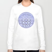 nordic Long Sleeve T-shirts featuring Nordic Winter by gretzky
