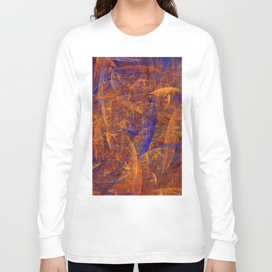 creative day Long Sleeve T-shirt
