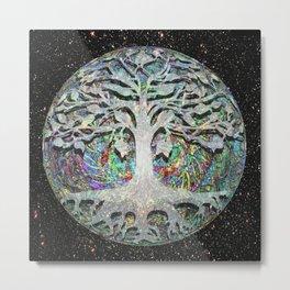 Internal Faith -  Tree of Life Metal Print