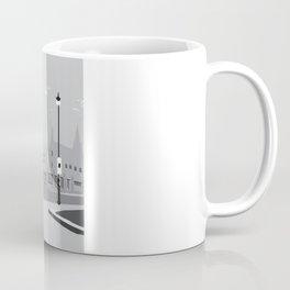 Cityscape Bear Coffee Mug