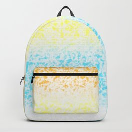 Surf on Colors (1) Backpack