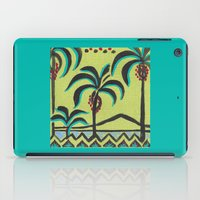 palm trees iPad Cases featuring Palm Trees by Abundance