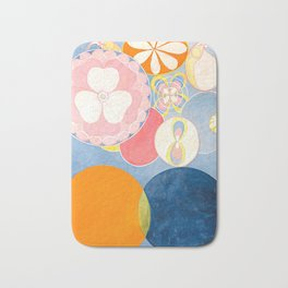 "Hilma af Klint ""The Ten Largest, No. 02, Childhood, Group IV"" Bath Mat"