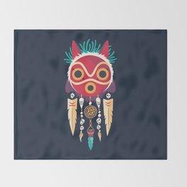 Spirit Catcher Throw Blanket