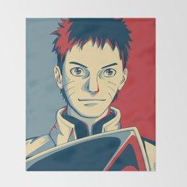 Naruto - Hokage Throw Blanket
