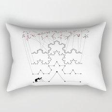 the Constellations Rectangular Pillow
