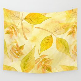 Autumn leaves #13 Wall Tapestry