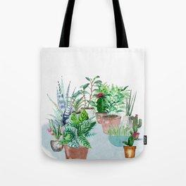 Plants 2 Tote Bag