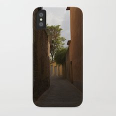 Streets of Italy Slim Case iPhone X