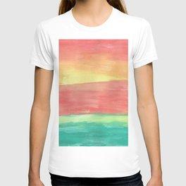 Sunset Shore T-shirt