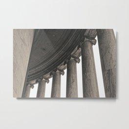 The Rotunda Metal Print