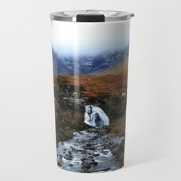 Fairy Pools of Scotland Travel Mug