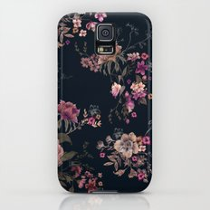 Japanese Boho Floral Slim Case Galaxy S5
