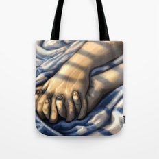 Your bed Tote Bag