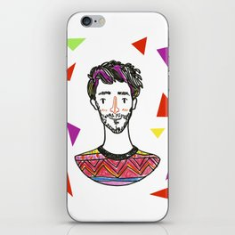 Dani - SuperFriends Collection iPhone Skin