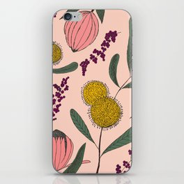 Floating Garden iPhone Skin