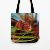 rustic Tote Bags featuring Rustic by Nicole Dupee