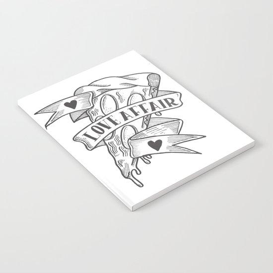 PIZZA LOVE AFFAIR Notebook