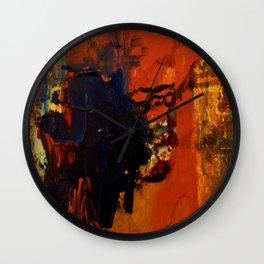 Mesmeric Wall Clock