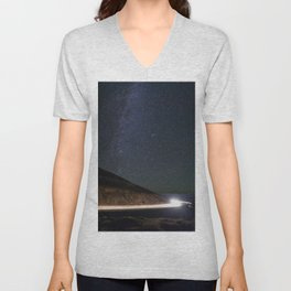 Night Traveler Unisex V-Neck