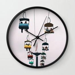 At the Fair Wall Clock