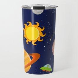 Planet Party Travel Mug