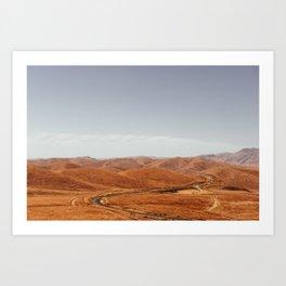 California 01 Art Print