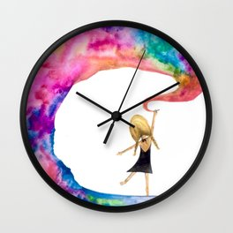 Imagination Wall Clock