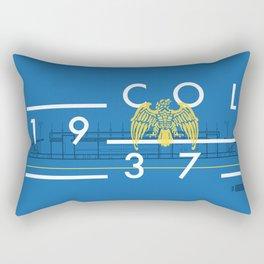 Weston Homes Community Stadium - Colchester United Rectangular Pillow