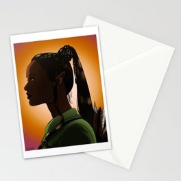 Nyota Greenleaf Stationery Cards