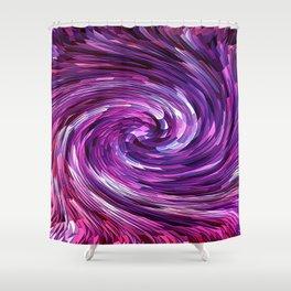 Twirlin' Spring .... Shower Curtain