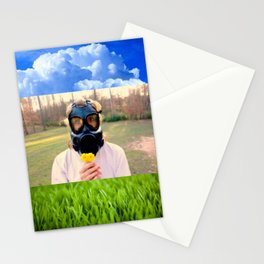 Contagious Spring Stationery Cards