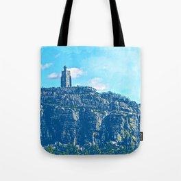 Mohonk Mountain Trail  Tote Bag