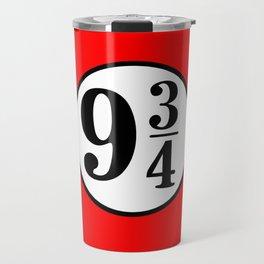 9 3/4 Hogwarts Express Travel Mug