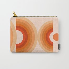 Abstraction_SUN_Rainbow_Minimalism_008 Carry-All Pouch