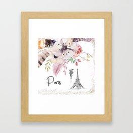 Flowers bouquet #30 Framed Art Print
