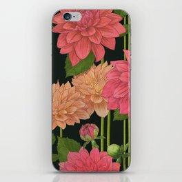 idyllic // dahlia iPhone Skin