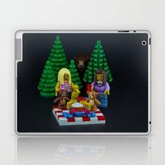 Teddy Bears Picnic Laptop & iPad Skin