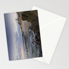 La Jolla Sunset, San Diego, California Stationery Cards