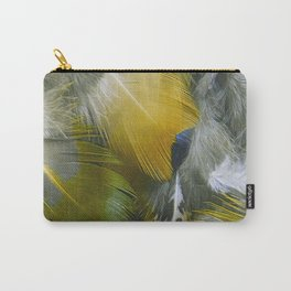 Nature's Feathers Carry-All Pouch
