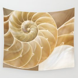 Shells Wall Tapestry