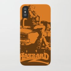 Hazzard & Girls iPhone X Slim Case