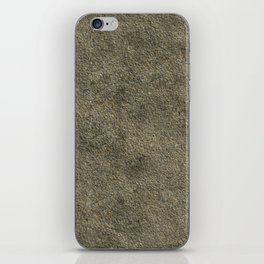 Concrete iPhone Skin