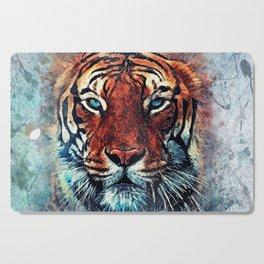 Tiger spirit Cutting Board