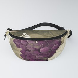 Tuscan Table Rouge Fanny Pack