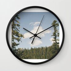 Angel Cloud Wall Clock