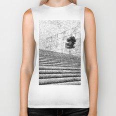 Fingerprint - Stairway Biker Tank