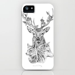 Kin iPhone Case